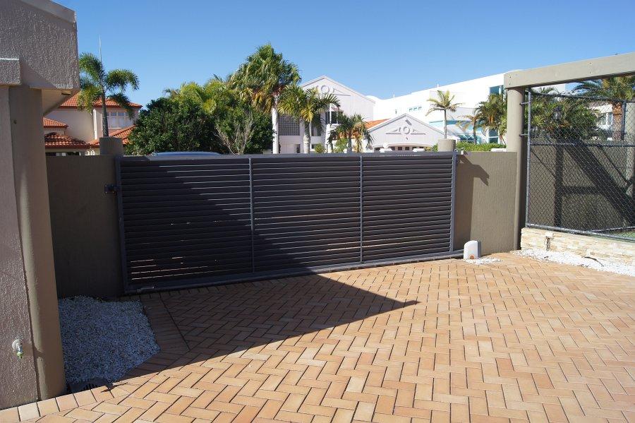 Sliding Gates Gold Coast, Custom Designed Driveway Gates